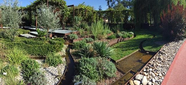 Tulln jardin