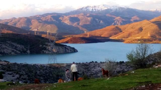 Albanie nord