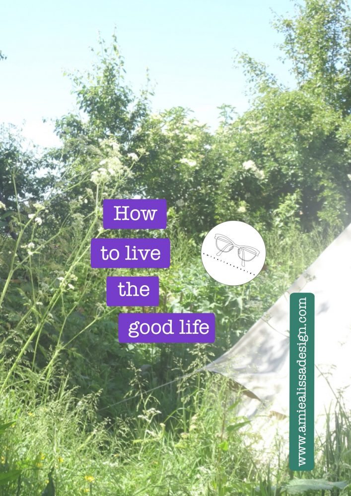 Why live the good life?