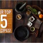 ~Top 5 Recipes~