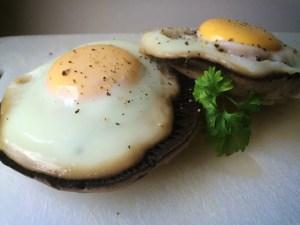 Mushroom Egg Cups