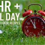 All day Slow Cooking Recipes – 8hrs+