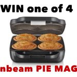 The Sunbeam Pie Magic Competition