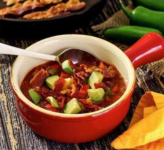 paleo gluten free chili