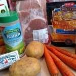 pork chop crock pot