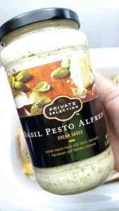 Basil Pesto Alfredo