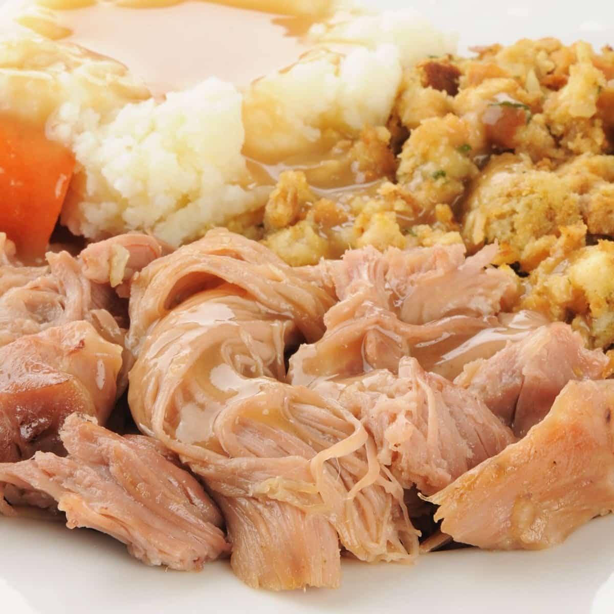 5-Ingredient Crock Pot Turkey