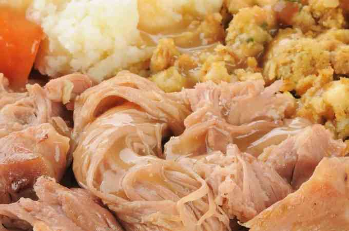 5-Ingredient Crock Pot Turkey