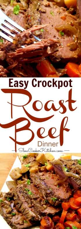 crock pot roast beef pinterest image