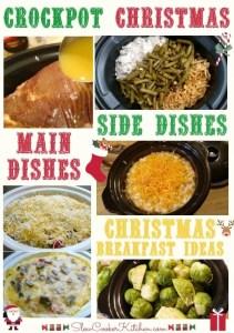 Crock Pot Christmas Recipes