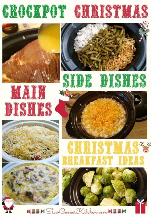 Crock Pot Christmas Recipes