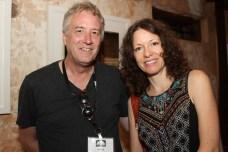 Jerry Atnip and Amy Miller