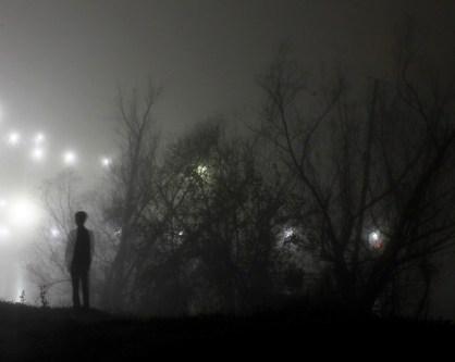 Overlooking the Batture © Luca Hoffman