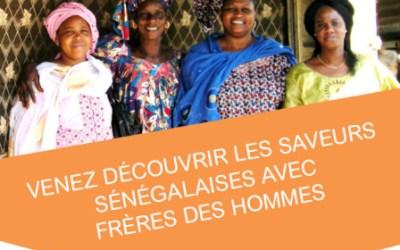 Soirée sénégalaise : Les femmes restauratrices de rues