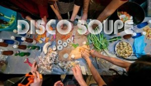 Disco Soup Sonoma | Let's Turn Food Waste into a Dance Party!