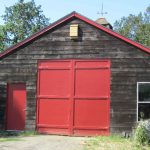 Foxwhelp Farm barn
