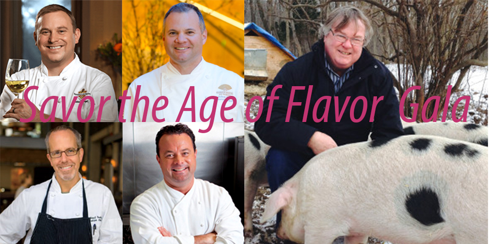 Savor the Age of Flavor Gala