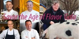 Savor the Age of Flavor Gala