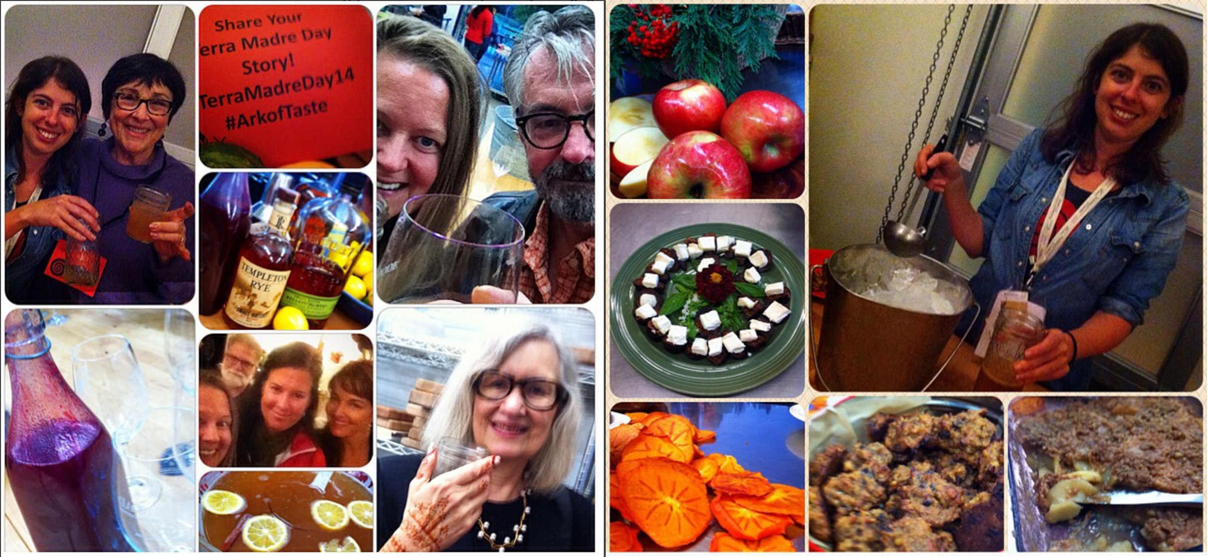 Get into the Holiday Spirit with Slow Food Russian River Holiday Party 2014
