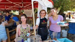 Volunteering with the Slow at Farmers Markets and Fairs