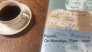 Pleasures of the Table, in Picolo