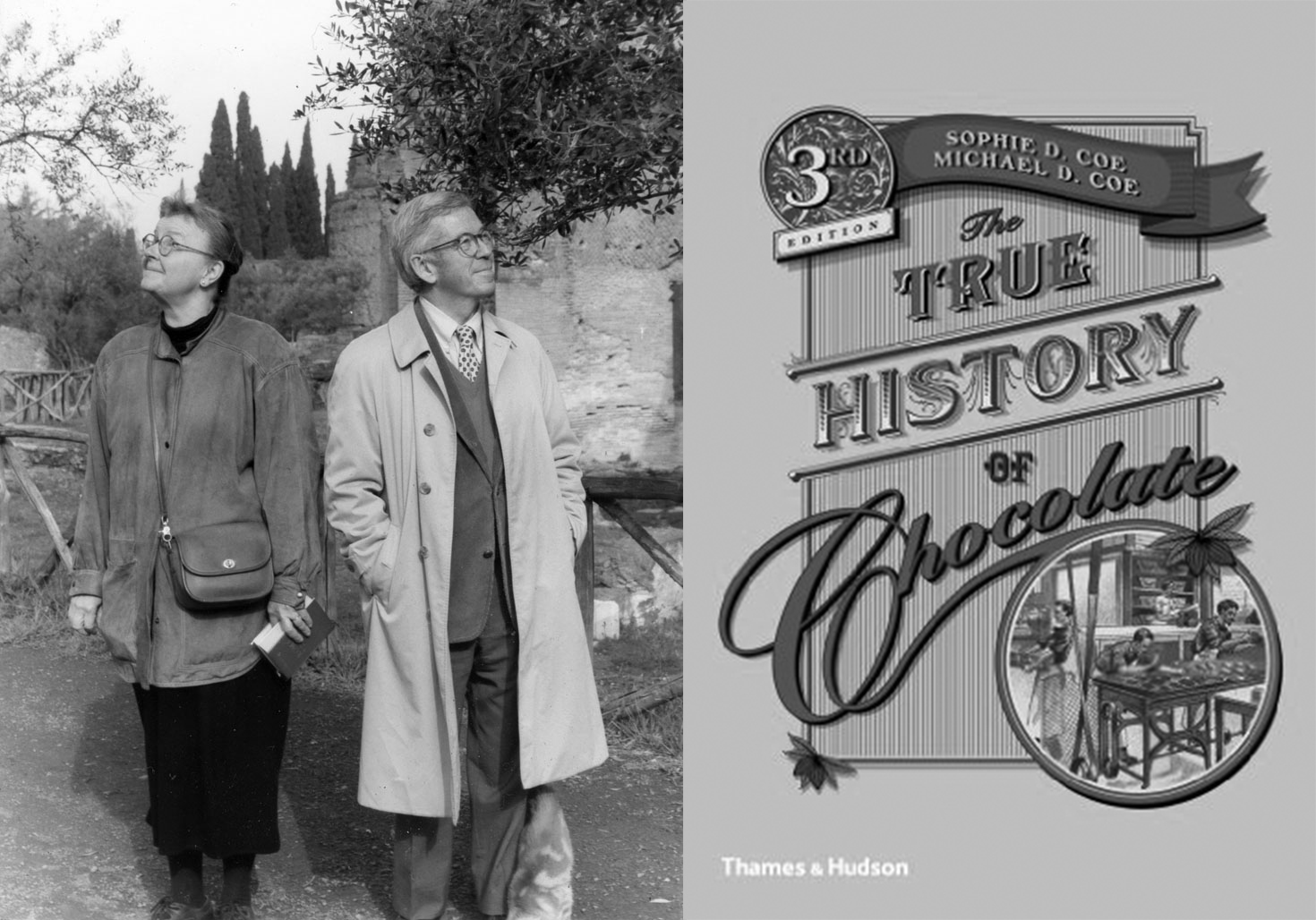 Sophie D. & Michael D. Coe on the True History of Chocolate