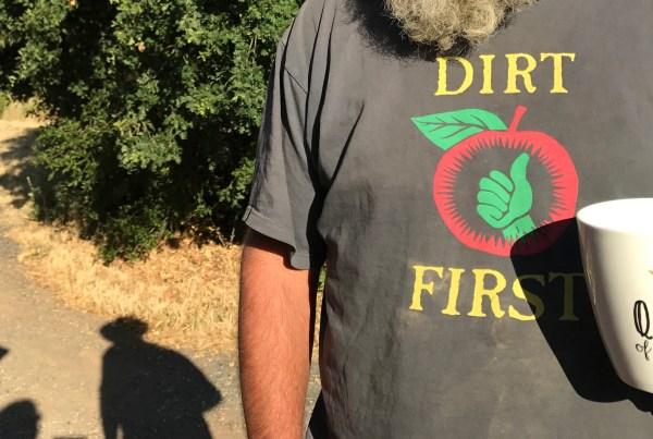 Old Hill Ranch & Will Bucklin: Dirt First