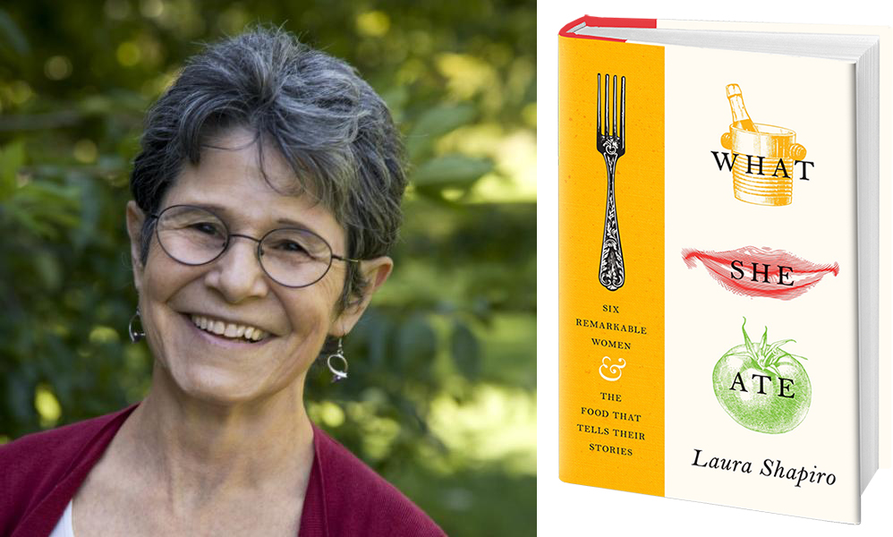 What She Ate, by Laura Shapiro