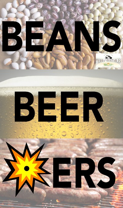 Beans Beer Bangers