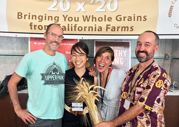 California Grain Campaign Team