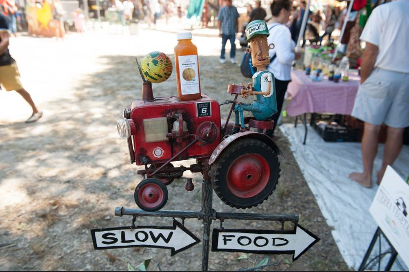 Slow Food, 2017 GAF