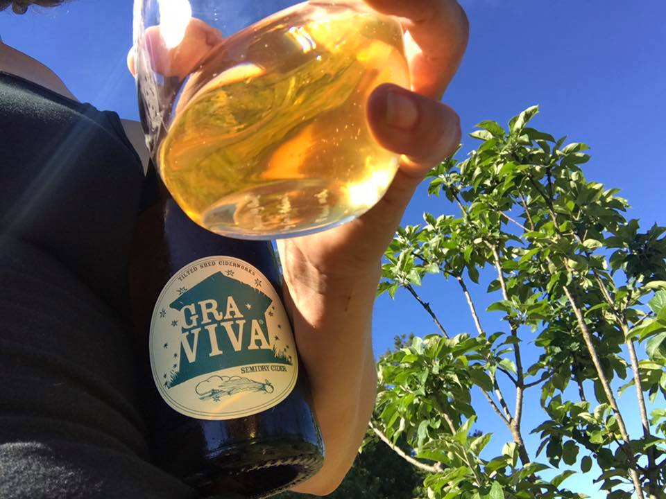 Graviva! is part of the Cider Revival