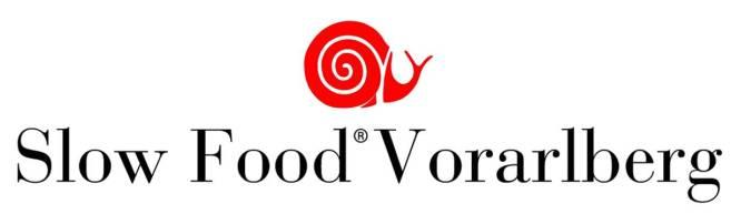 Logo Slow Food Vorarlberg