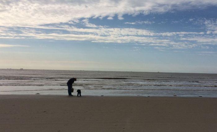 Ahhh - the beach