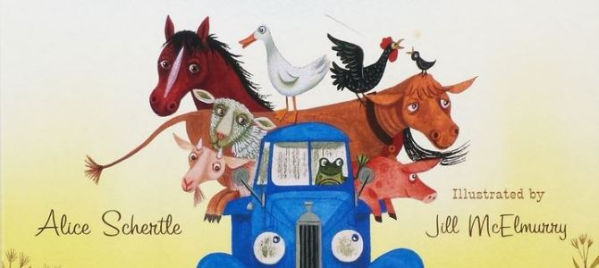 "Lessons Learned from ""The Little Blue Truck"""