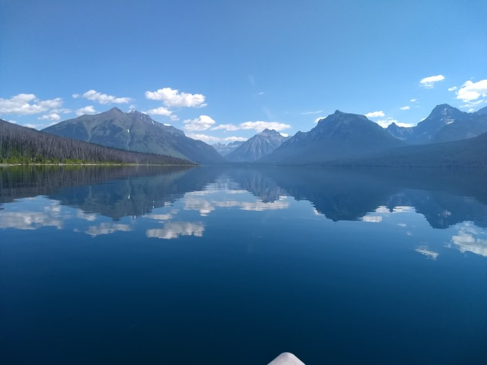 Lake McDonald - Glacier Nat'l Park