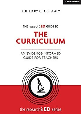Conversations about the curriculum