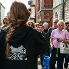 Exploring Stieg Larsson's Södermalm