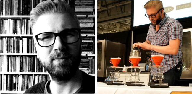 Talking coffee with Jesper Bood, Barista