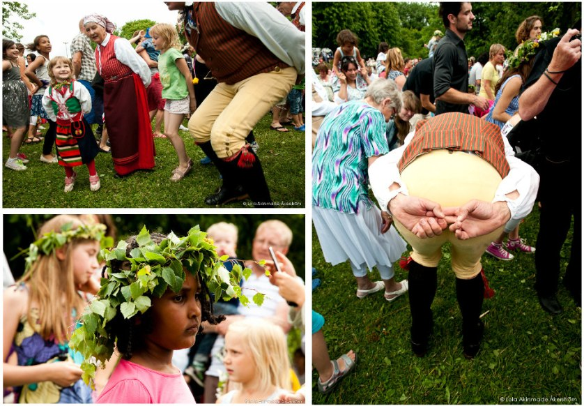 Swedish Midsummer in Stockholm - Photography by Lola Akinmade Åkerström