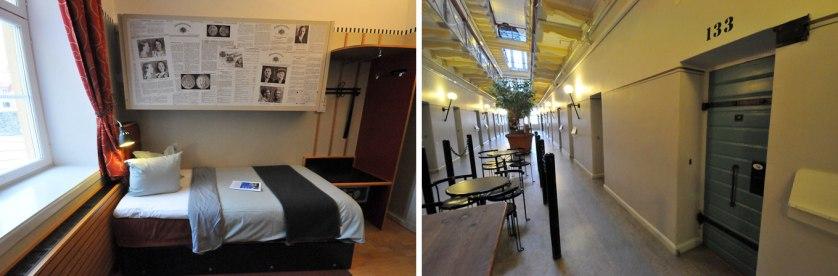 Långholmen Hotel, Langholmen in Stockholm - Photography by Lola Akinmade AKerstrom