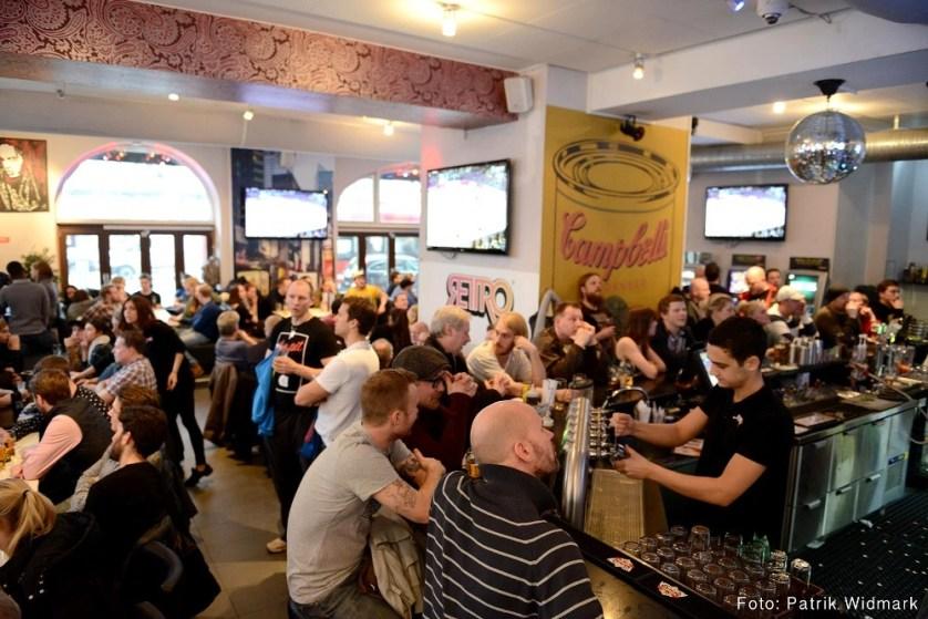 Retro Bar | Photo: Patrik Widmark