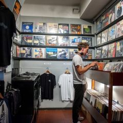 In search of vinyl