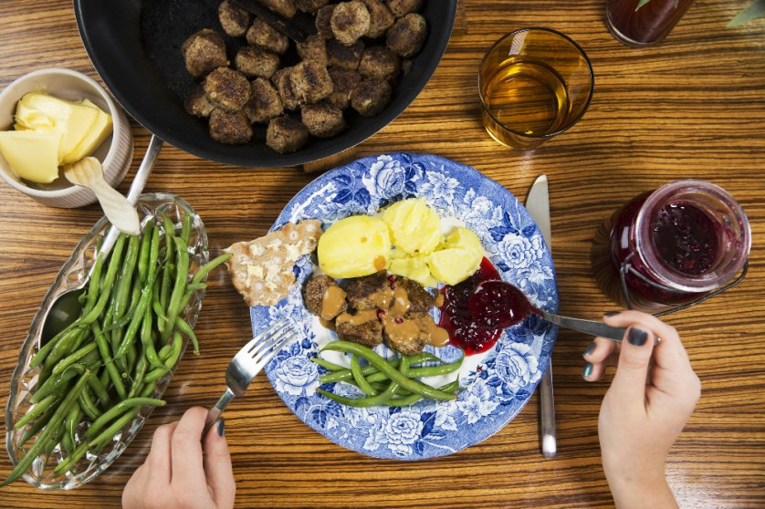 Traditional swedish food in stockholm photo credit susanne walstrm imagebanksweden forumfinder Gallery