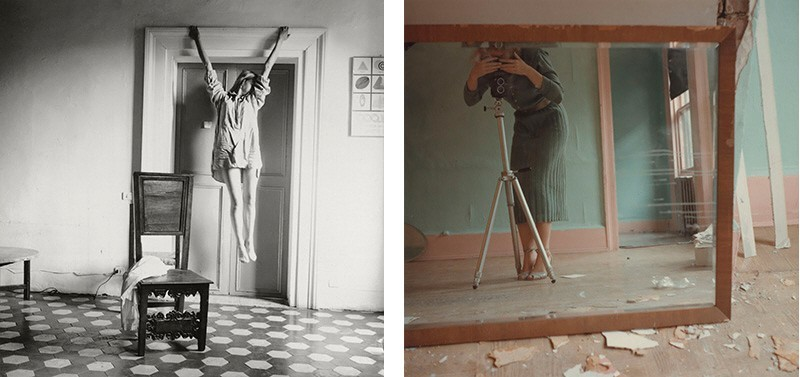 Francesca Woodman | © George och Betty Woodman