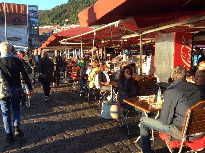 Oslo to Bergen
