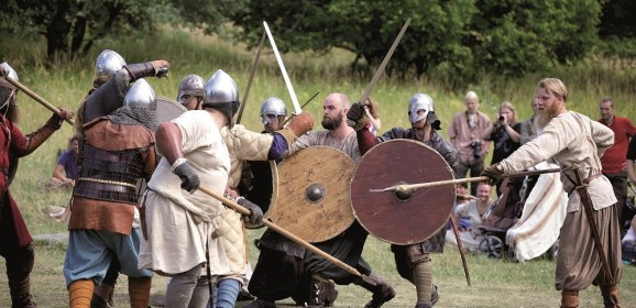 Day Trip: Birka – The Viking City