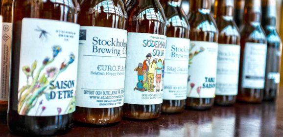 Breweries in Stockholm