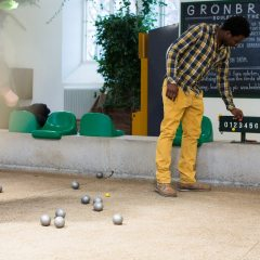 Boules in Stockholm