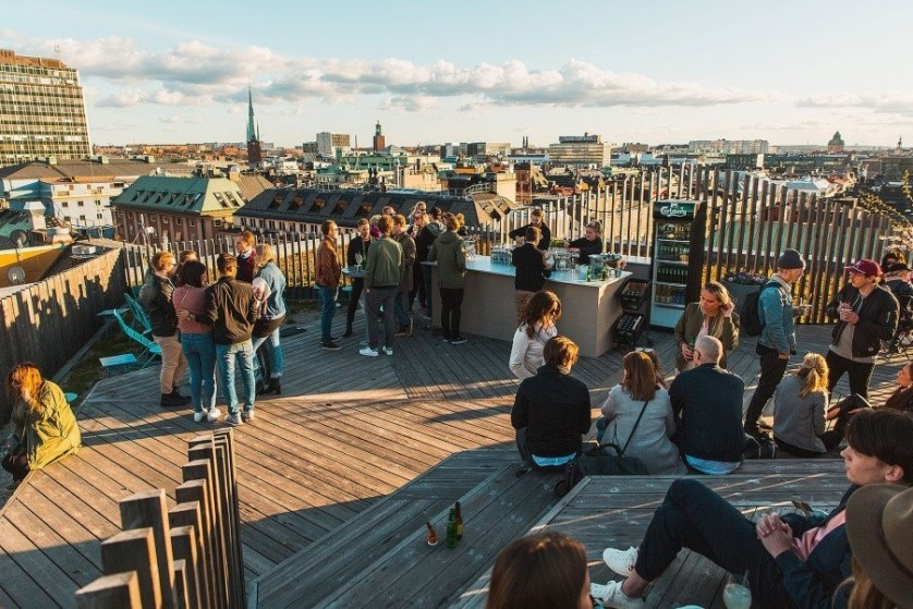 Stockholms bars for cheap beer - Drinks in Stockholm